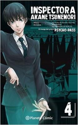 Psycho Pass nº 04/06