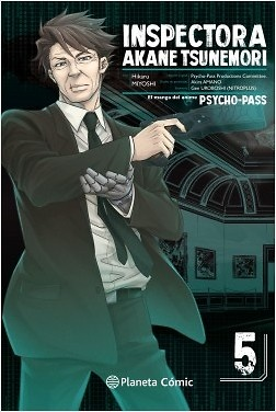 Psycho Pass nº 05/06