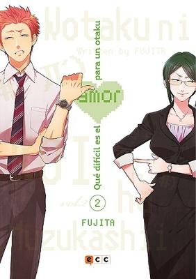 Qué difícil es el amor para un otaku núm. 02