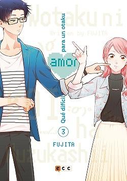 Qué difícil es el amor para un otaku núm. 03