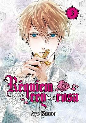 Réquiem por el rey de la rosa, vol. 3