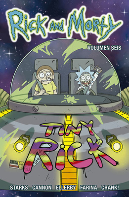 RICK Y MORTY 6 RICK Y MORTY 6