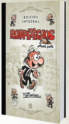 ROMPETECHOS (EDICION INTEGRAL, PRIMERA PARTE)