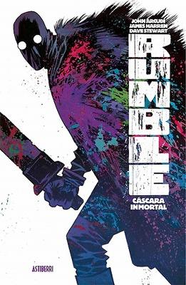 RUMBLE TOMO 3 CASCARA INMORTAL