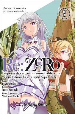 Re:Zero (manga) nº 02