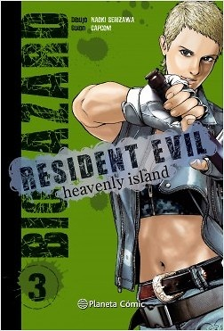Resident Evil Heavenly Island nº 03/05