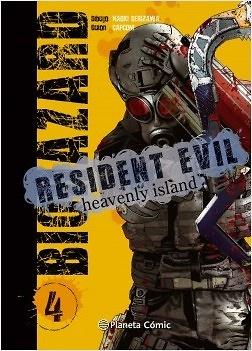 Resident Evil Heavenly Island nº 4 / 5