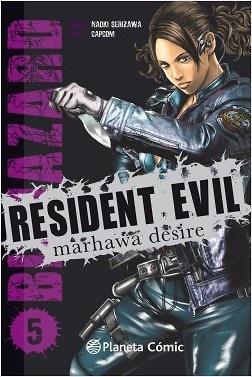 Resident Evil nº 5 / 5