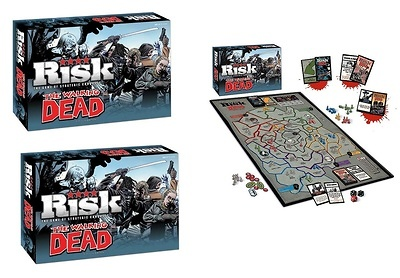 Risk The WALKING DEAD Edición Supervivencia en español