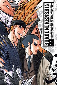 Rurouni Kenshin 11