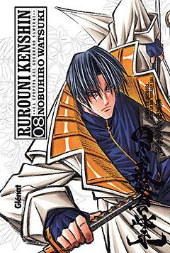 Rurouni Kenshin 8