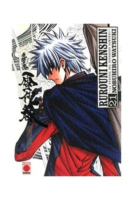 Rurouni Kenshin nº 21 Integral