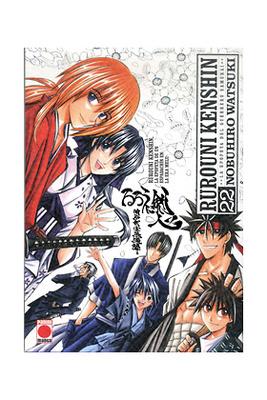 Rurouni Kenshin nº 22 Integral