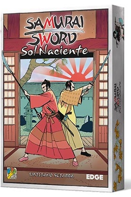 SAMURAI SWORD SOL NACIENTE Expansion