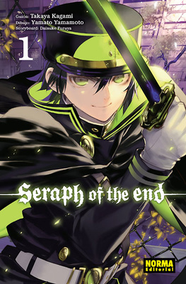 SERAPH OF THE END Nº 1
