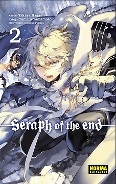 SERAPH OF THE END nº 2