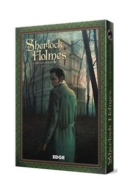 SHERLOCK HOLMES CARLTON HOUSE