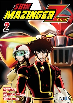 SHIN MAZINGER ZERO 02