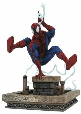SPIDER-MAN DE LOS 90 DIORAMA PVC 20 CM MARVEL COMIC GALLERY