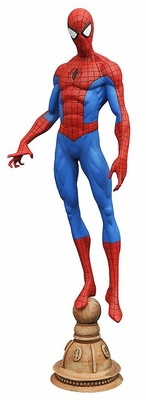 SPIDER-MAN FIGURA 23 CM MARVEL GALLERY DIAMOND SELECT TOYS