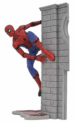 SPIDER-MAN HOMECOMING FIGURA 25 CM MARVEL GALLERY DIAMOND SELECT TOYS