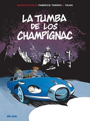 SPIROU LA TUMBA DE CHAMPIGNAC