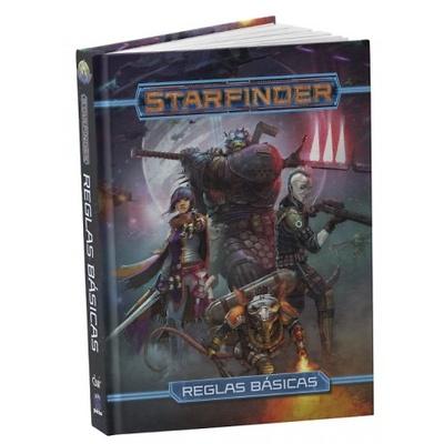 STARFINDER REGLAS BASICAS
