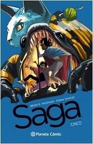 Saga nº 5