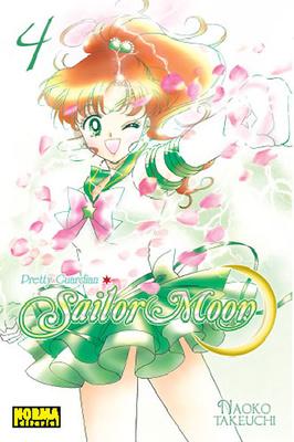Sailor Moon nº 4