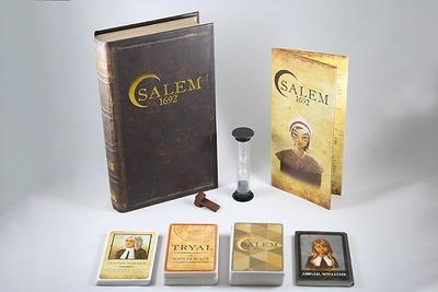 Salem 1692 edicion en castellano