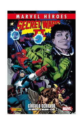 Secret Wars 2 Circulo Cerrado Marvel Heroes nº 54