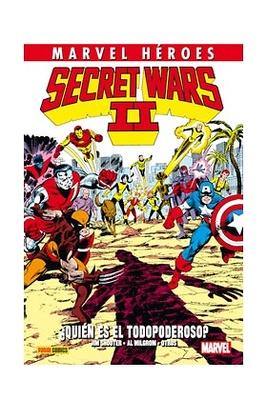 Secret Wars II Primera parte Coleccionable Marvel Heroes nº 53