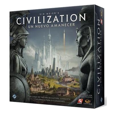 Sid Meiers Civilization: Un nuevo amanecer