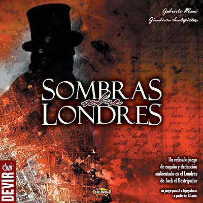 Sombras sobre Londres Edicion  2017