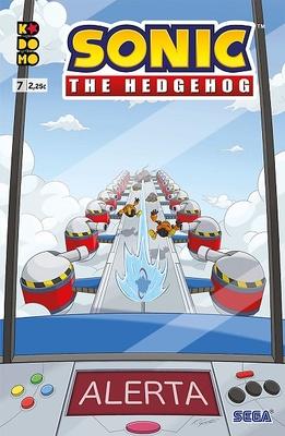 Sonic The Hedgehog núm. 07