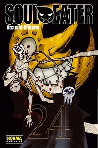 Soul Eater nº 24
