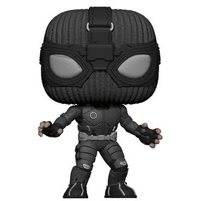 Spider-Man: Far From Home POP! Movies VinylSpider-Man (Stealth Suit) 9 cm
