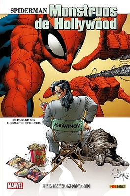 Spiderman: Monstruos de Hollywood