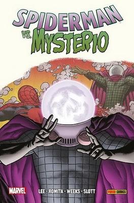 Spiderman Vs. Mysterio