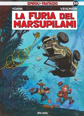 Spirou y Fantasio 55