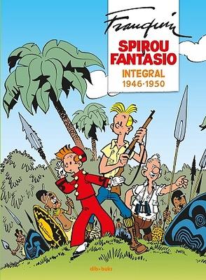 Spirou y Fantasio Integral 1