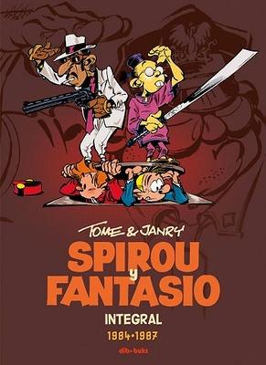 Spirou y Fantasio Integral 14