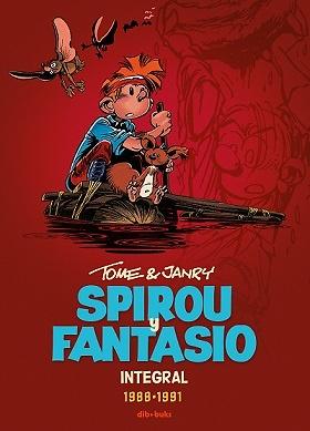 Spirou y Fantasio Integral 15