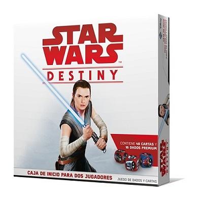 Star Wars Destiny. Caja de inicio para dos jugadores