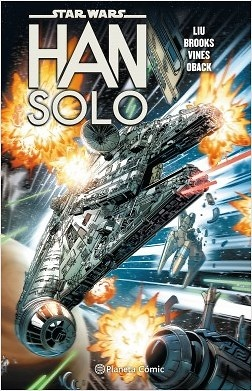 Star Wars Han Solo (tomo recopilatorio)