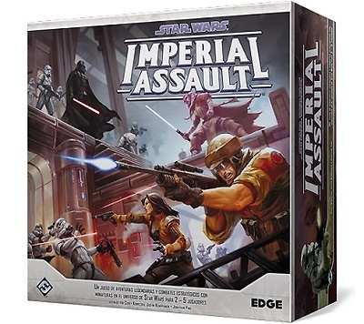 Star Wars Imperial Assault ASALTO IMPERIAL