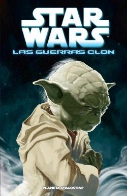 Star Wars Las Guerras Clon Integral nº 1