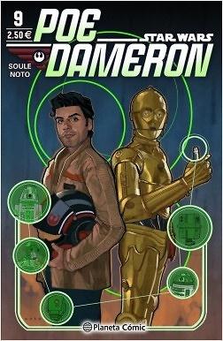 Star Wars Poe Dameron nº 09