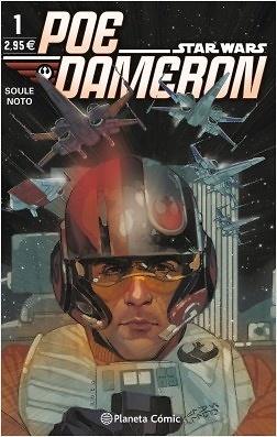Star Wars Poe Dameron nº 1