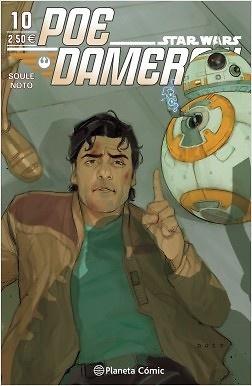 Star Wars Poe Dameron nº 10